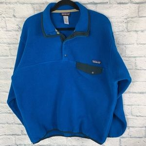 Patagonia Synchilla T Snap Pullover